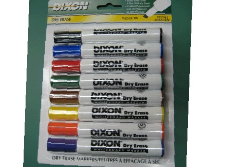 Dixon Whiteboard Markers Beka