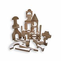 Special Shapes 51 piece Block Set
