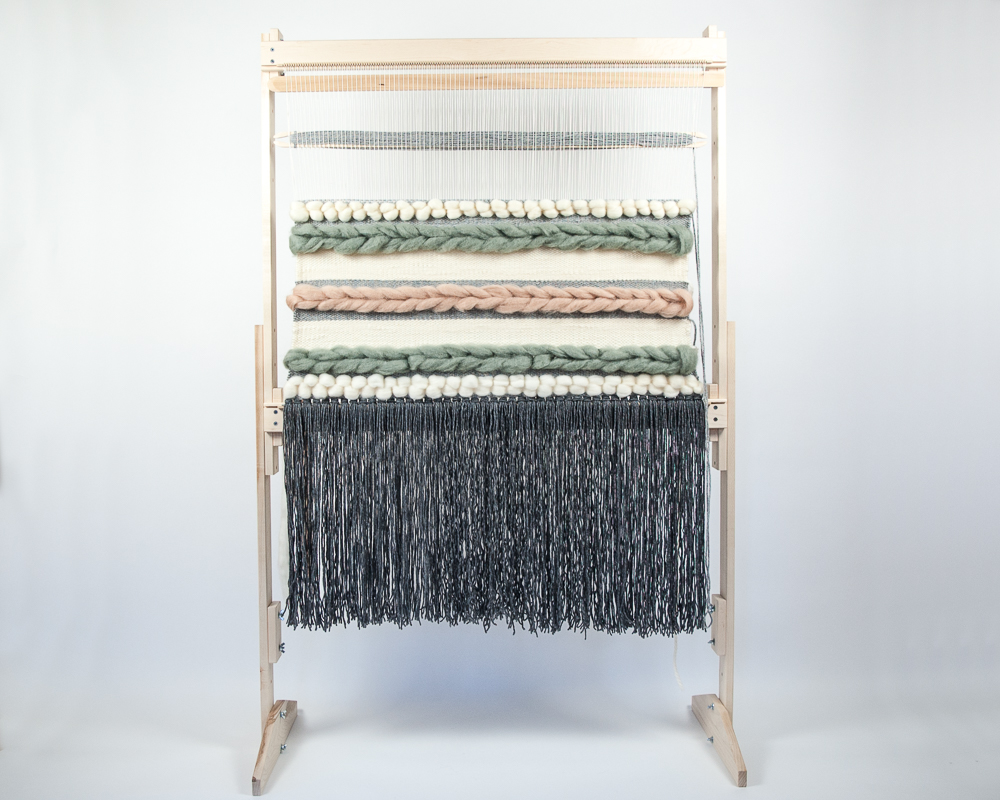 36 Inch Adjustable Tapestry Loom - The Grizzly! - Beka