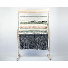 60 Inch Extra Large Adjustable Tapestry Loom - The Great Grizzly!