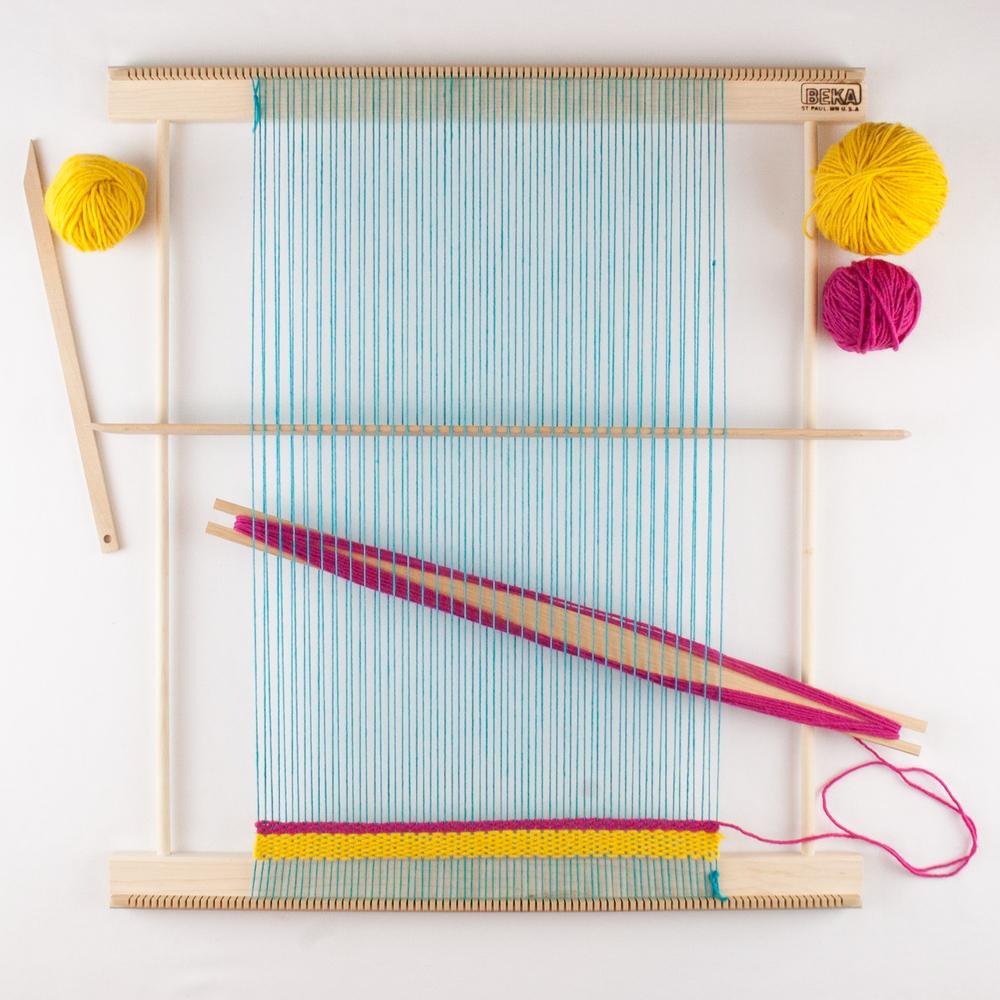 20 Inch Weaving Frame Loom Beka