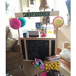 Lemonade Stand / Market Stand