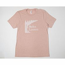 BEKA Looms T-Shirts - Rose
