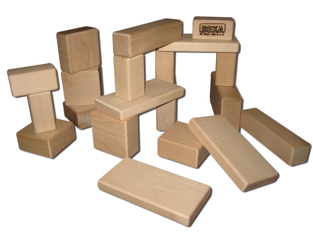 Building Block Crafts