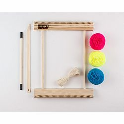 "10"" Weaving Frame Loom - The Mini"