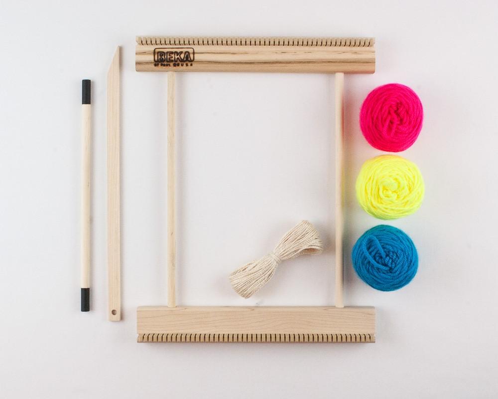 10 Inch Weaving Frame Loom The Mini Beka