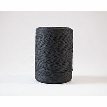 Warp Yarn for Weaving - Black