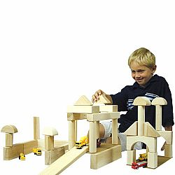 68 piece Deluxe Block Set