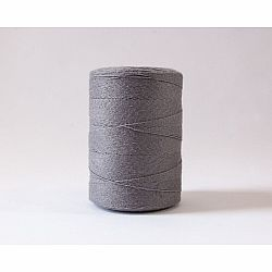 Warp Yarn for Weaving - Dark Gray