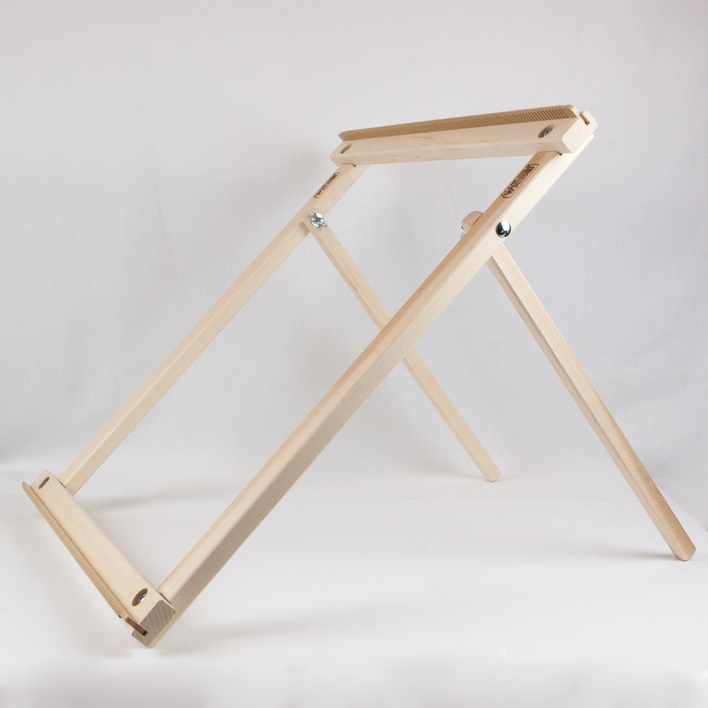 20 Quot Weaving Frame Loom With Stand The Deluxe Beka