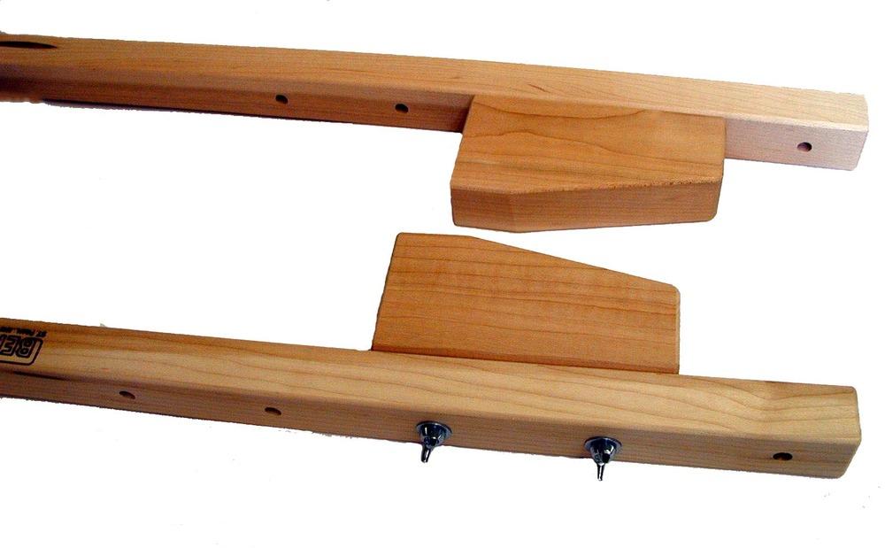 Stilts - Traditional Wooden Stilts - Beka